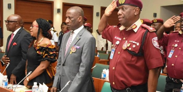 Public Hearing On The Bill To Amend The FRSC Act In House Of Representatives.