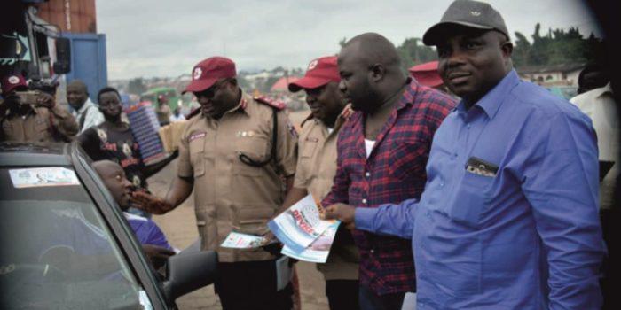 Sallah Rally At Wazobia Motor Park In Abuja