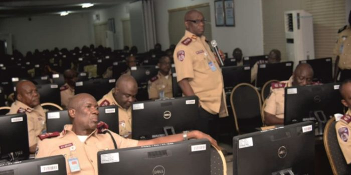 Half Year 2019 Corps Marshal Strategy Session With FRSC High Command