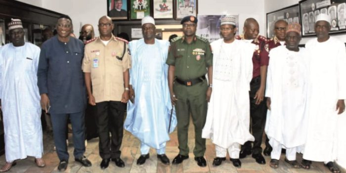 Director General Of NYSC Visits RSHQ