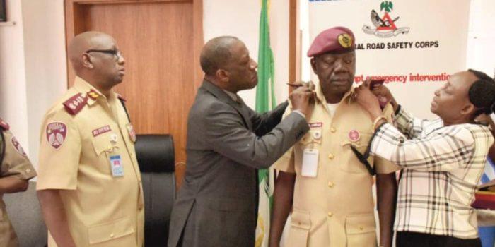 Decoration Ceremony Of Deputy Corps Marshal Wole Olaniran
