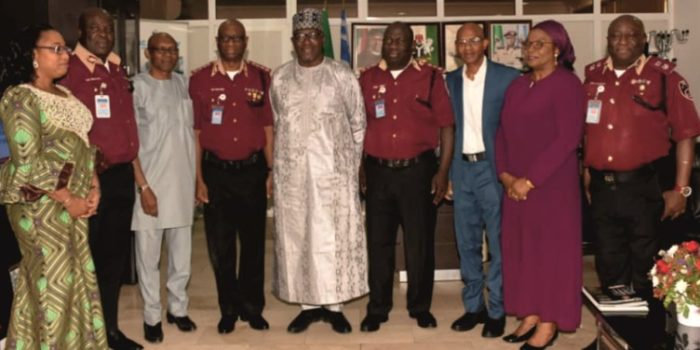 Director General Of National Broadcasting Commission Visits RSHQ