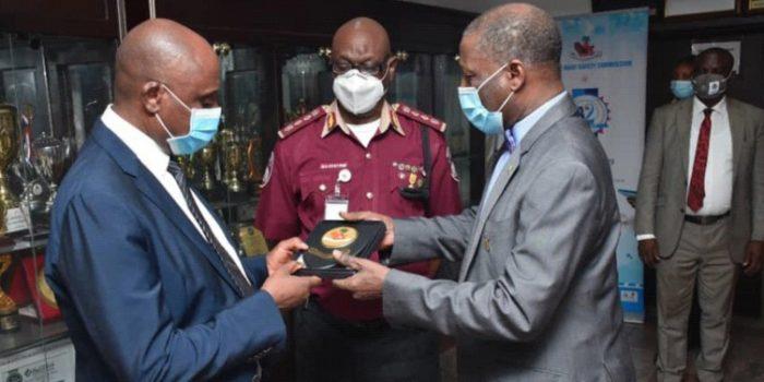 Minister Of Transportation Visit RSHQ