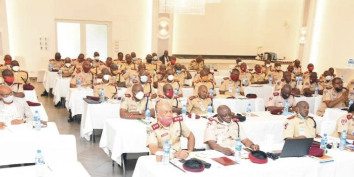 Half Year Strategic Session Of High Command Of FRSC